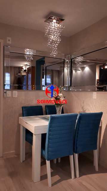 SALA - Apartamento 2 quartos à venda Rio Comprido, Rio de Janeiro - R$ 370.000 - TJAP21041 - 18