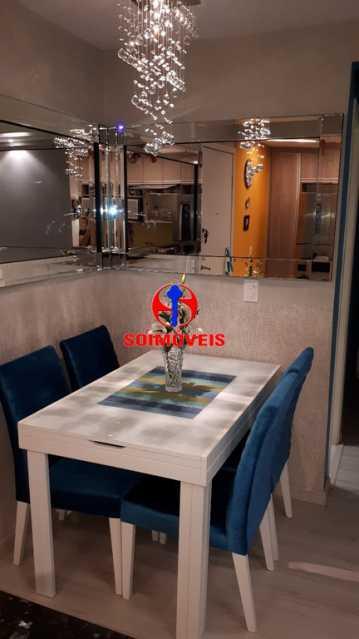 SALA - Apartamento 2 quartos à venda Rio Comprido, Rio de Janeiro - R$ 370.000 - TJAP21041 - 22