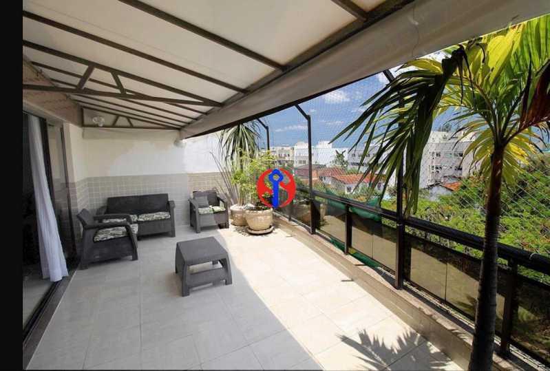 imagem4 Cópia - Cobertura 4 quartos à venda Recreio dos Bandeirantes, Rio de Janeiro - R$ 1.200.000 - TJCO40009 - 5