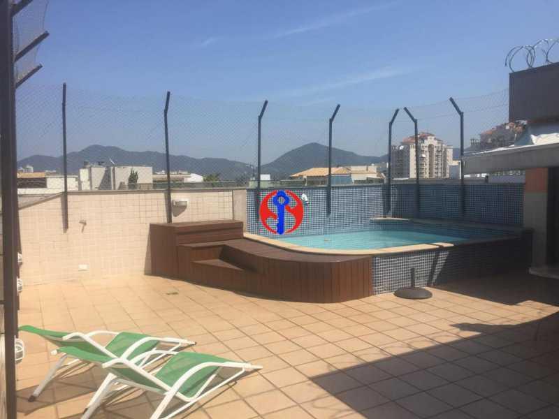 imagem9 Cópia - Cobertura 4 quartos à venda Recreio dos Bandeirantes, Rio de Janeiro - R$ 1.200.000 - TJCO40009 - 10