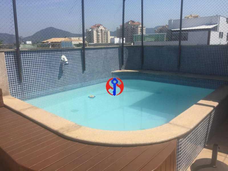 imagem11 Cópia - Cobertura 4 quartos à venda Recreio dos Bandeirantes, Rio de Janeiro - R$ 1.200.000 - TJCO40009 - 12