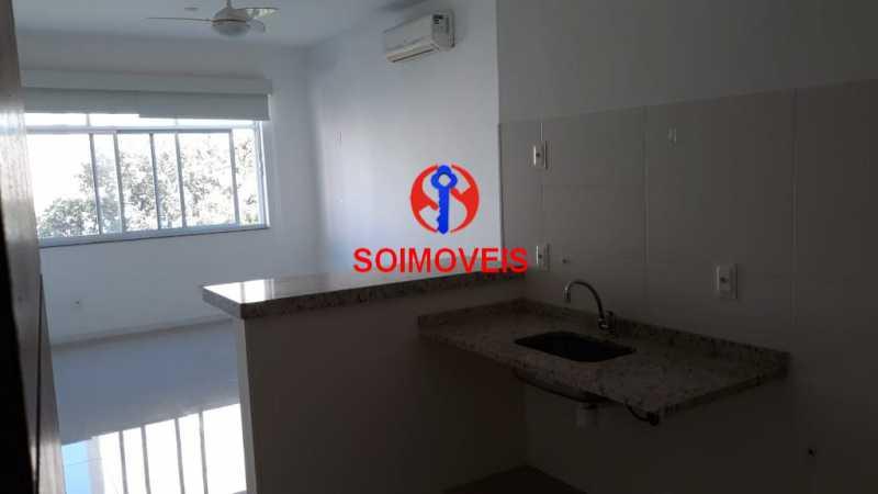 cz - Kitnet/Conjugado 35m² à venda Centro, Rio de Janeiro - R$ 310.000 - TJKI00054 - 8