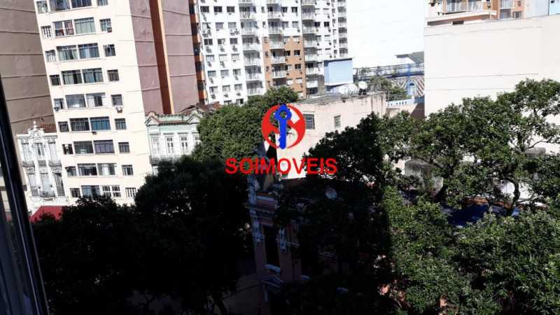 vis - Kitnet/Conjugado 35m² à venda Centro, Rio de Janeiro - R$ 310.000 - TJKI00054 - 11