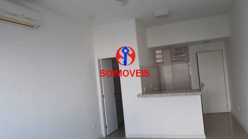 sl - Kitnet/Conjugado 35m² à venda Centro, Rio de Janeiro - R$ 310.000 - TJKI00054 - 3
