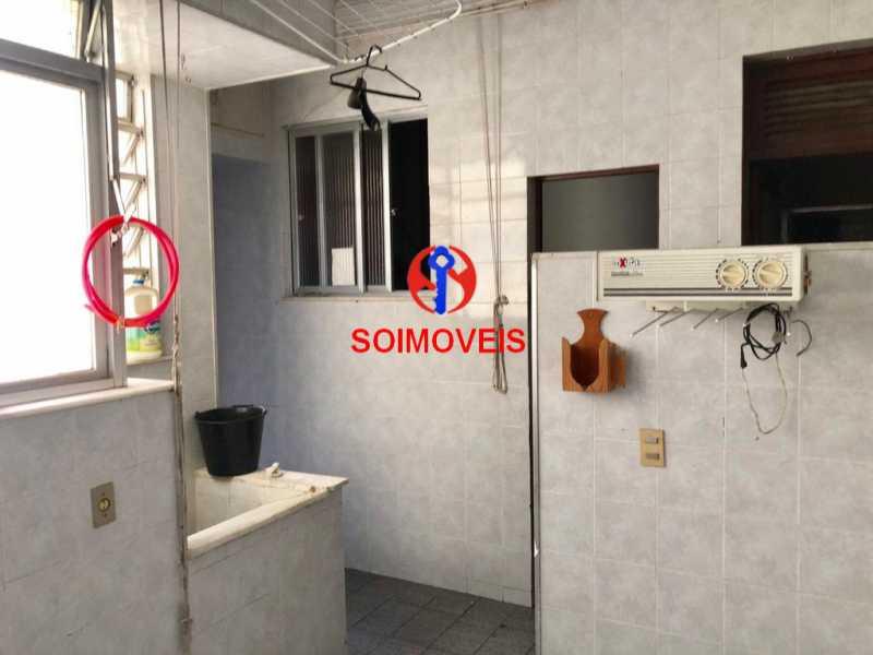 ar - Apartamento 3 quartos à venda Botafogo, Rio de Janeiro - R$ 1.950.000 - TJAP30474 - 16