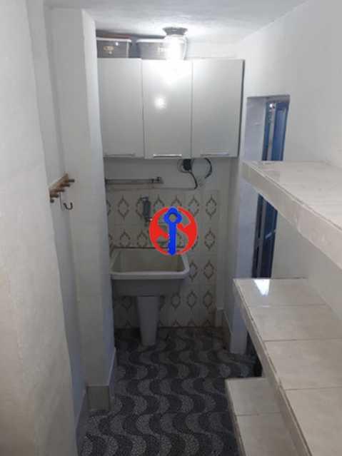 imagem14 Cópia - Casa 3 quartos à venda Rio Comprido, Rio de Janeiro - R$ 954.000 - TJCA30055 - 17