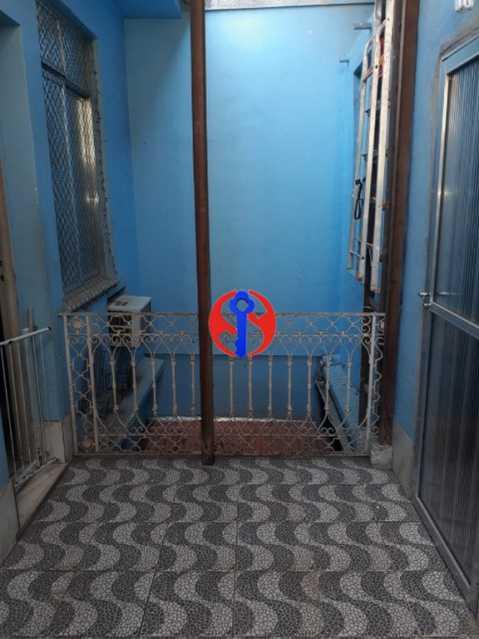 imagem15 Cópia - Casa 3 quartos à venda Rio Comprido, Rio de Janeiro - R$ 954.000 - TJCA30055 - 20