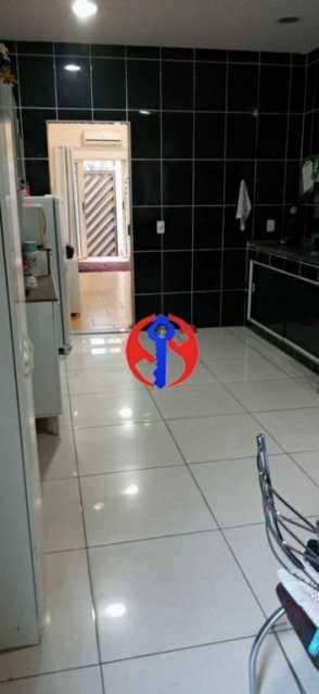 Cozinha ampla - Casa de Vila 2 quartos à venda Méier, Rio de Janeiro - R$ 435.000 - TJCV20076 - 9