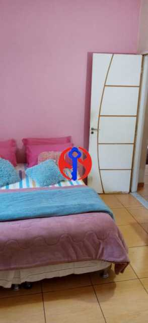Quarto 2 - Casa de Vila 2 quartos à venda Méier, Rio de Janeiro - R$ 435.000 - TJCV20076 - 5