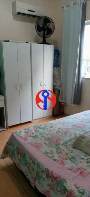 Quarto 1 - Casa de Vila 2 quartos à venda Méier, Rio de Janeiro - R$ 435.000 - TJCV20076 - 4