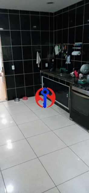Cozinha Ampla - Casa de Vila 2 quartos à venda Méier, Rio de Janeiro - R$ 435.000 - TJCV20076 - 11
