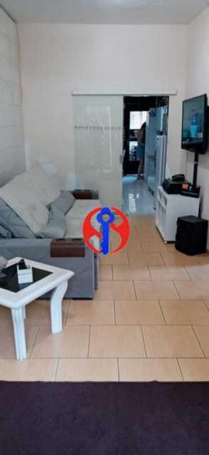 Sala - Casa de Vila 2 quartos à venda Méier, Rio de Janeiro - R$ 435.000 - TJCV20076 - 3