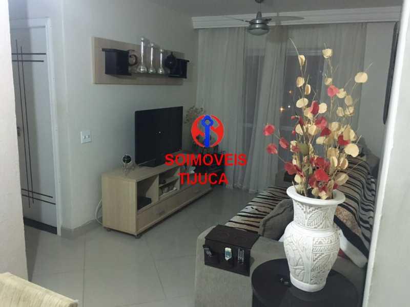 1-sl - Apartamento 2 quartos à venda Lins de Vasconcelos, Rio de Janeiro - R$ 260.000 - TJAP21058 - 1