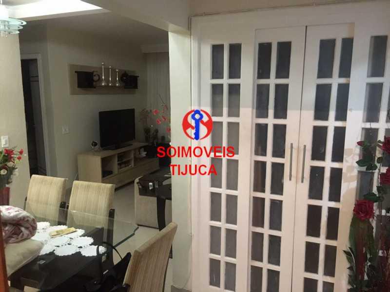 1-sl2 - Apartamento 2 quartos à venda Lins de Vasconcelos, Rio de Janeiro - R$ 260.000 - TJAP21058 - 5