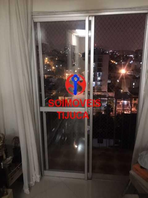 1-slvar - Apartamento 2 quartos à venda Lins de Vasconcelos, Rio de Janeiro - R$ 260.000 - TJAP21058 - 6