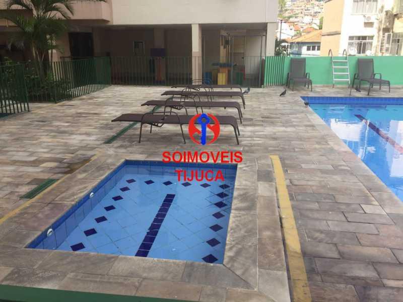 5-piscinf - Apartamento 2 quartos à venda Lins de Vasconcelos, Rio de Janeiro - R$ 260.000 - TJAP21058 - 19