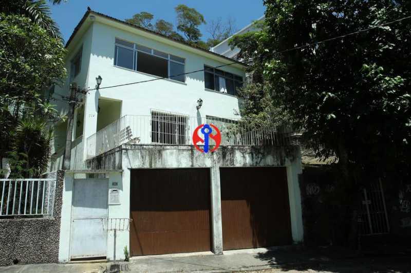 50565279_10156869168574898_863 - Casa 4 quartos à venda Grajaú, Rio de Janeiro - R$ 998.000 - TJCA40028 - 3