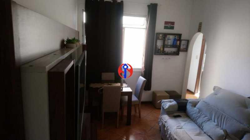 Sala - Apartamento 2 quartos à venda Lins de Vasconcelos, Rio de Janeiro - R$ 200.000 - TJAP21069 - 4