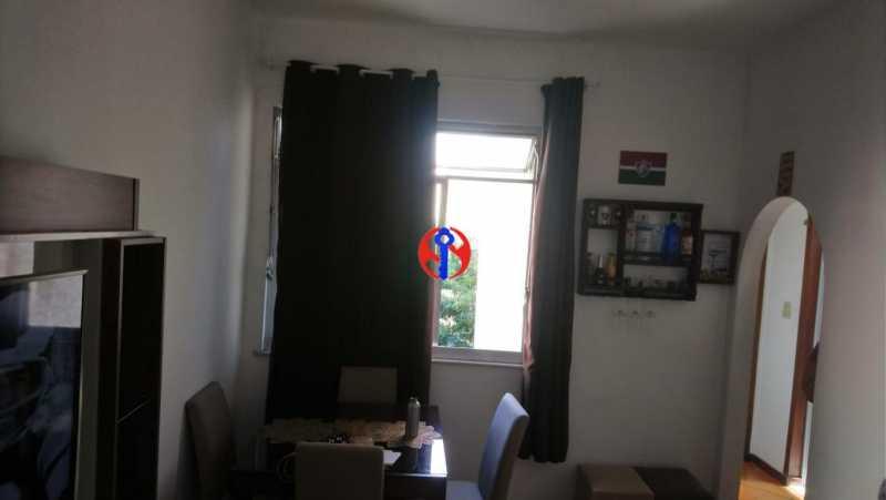 Sala - Apartamento 2 quartos à venda Lins de Vasconcelos, Rio de Janeiro - R$ 200.000 - TJAP21069 - 6