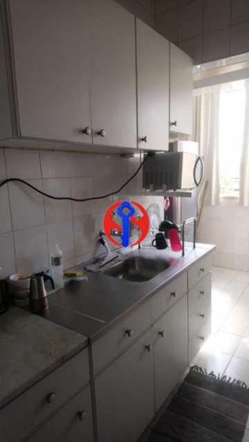 Cozinha - Apartamento 2 quartos à venda Lins de Vasconcelos, Rio de Janeiro - R$ 200.000 - TJAP21069 - 11