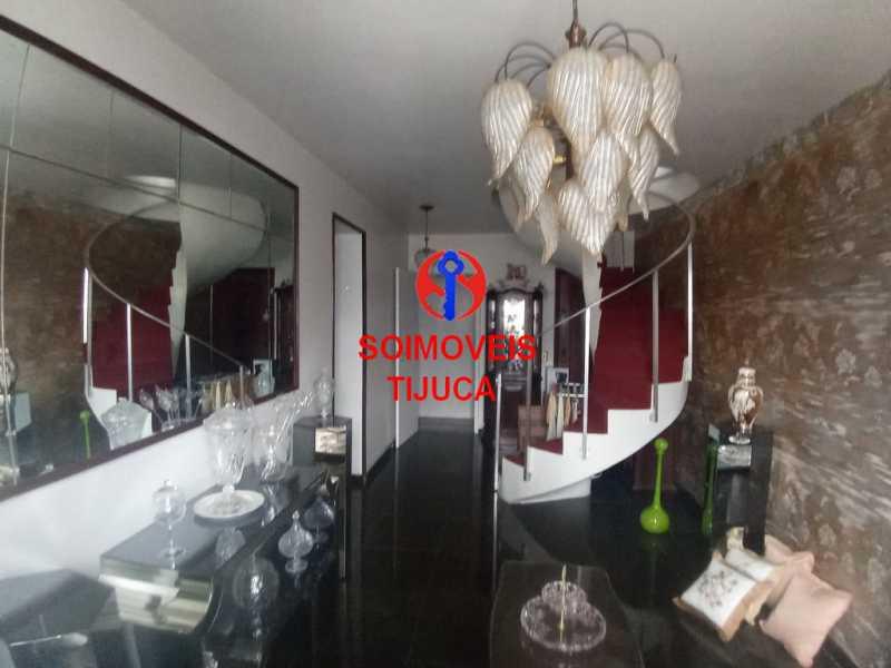1-1sl - Cobertura 3 quartos à venda Tijuca, Rio de Janeiro - R$ 940.000 - TJCO30035 - 1