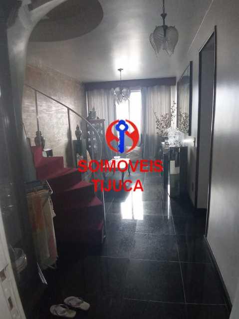 1-1sl2 - Cobertura 3 quartos à venda Tijuca, Rio de Janeiro - R$ 940.000 - TJCO30035 - 3