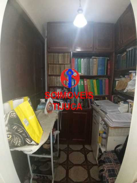 5-dep - Cobertura 3 quartos à venda Tijuca, Rio de Janeiro - R$ 940.000 - TJCO30035 - 21