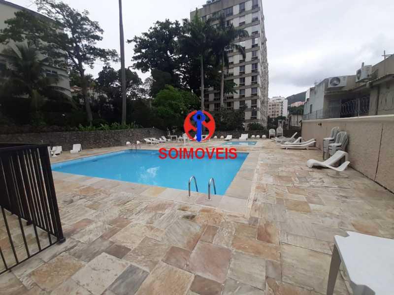 infra - Cobertura 3 quartos à venda Tijuca, Rio de Janeiro - R$ 940.000 - TJCO30035 - 26
