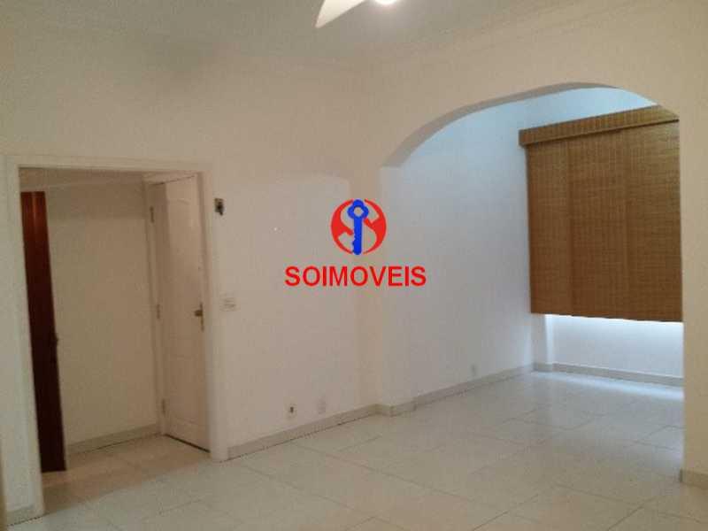 SL - Apartamento 2 quartos à venda Botafogo, Rio de Janeiro - R$ 789.000 - TJAP21073 - 1