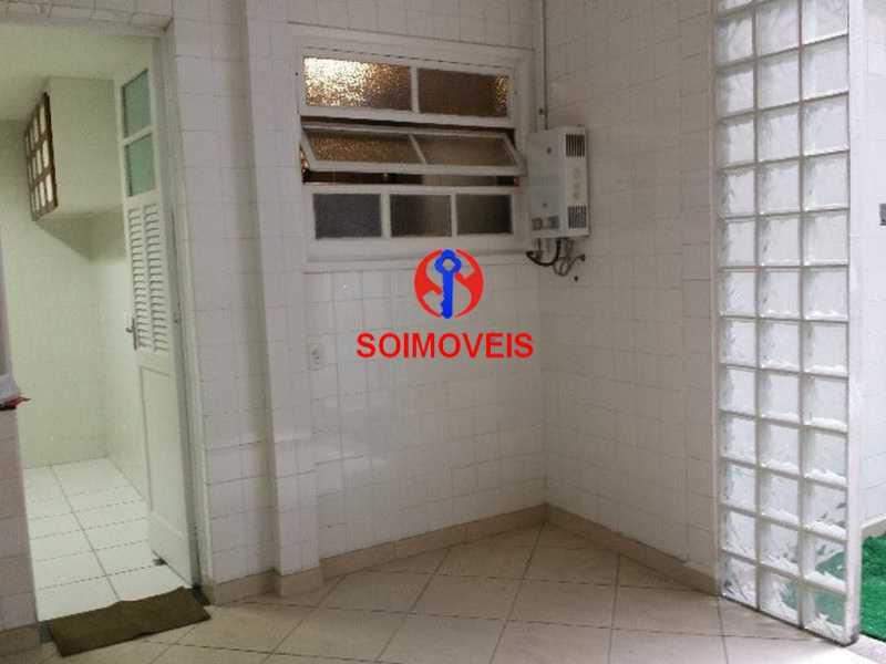 AR - Apartamento 2 quartos à venda Botafogo, Rio de Janeiro - R$ 789.000 - TJAP21073 - 13