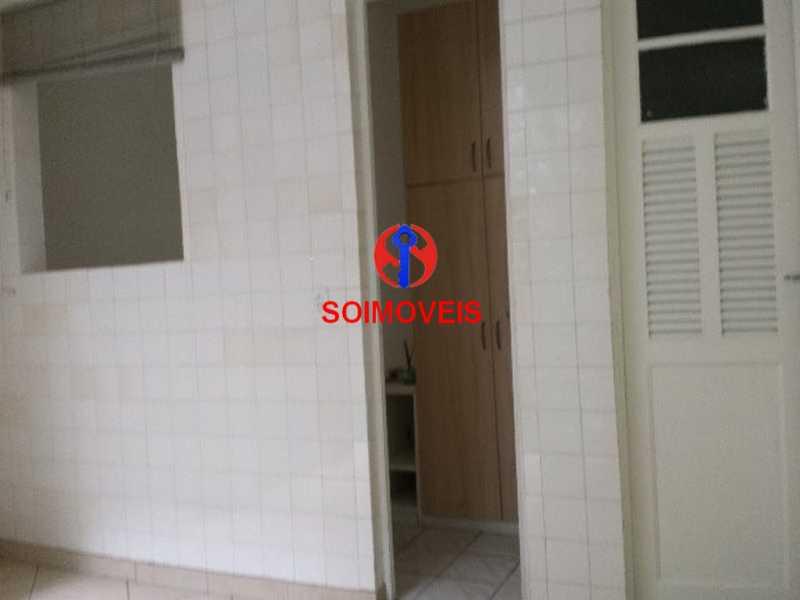 AR - Apartamento 2 quartos à venda Botafogo, Rio de Janeiro - R$ 789.000 - TJAP21073 - 14