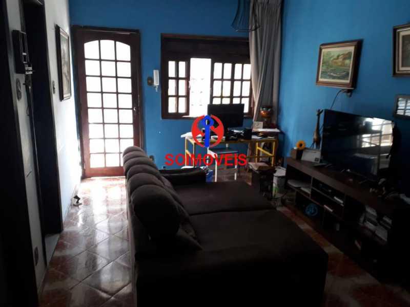 Sala - Casa de Vila 2 quartos à venda Méier, Rio de Janeiro - R$ 850.000 - TJCV20077 - 3
