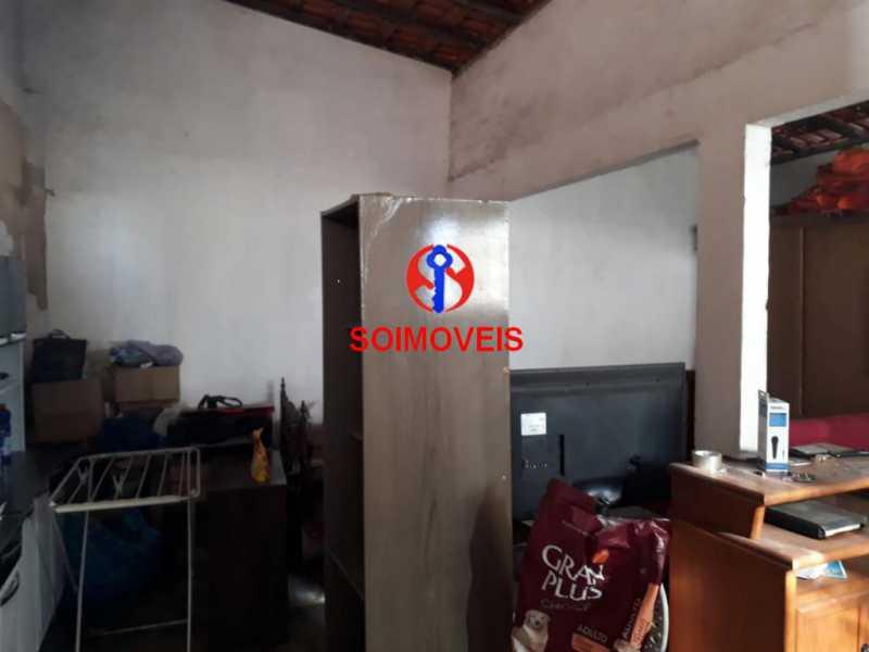 Terraço - Casa de Vila 2 quartos à venda Méier, Rio de Janeiro - R$ 850.000 - TJCV20077 - 13