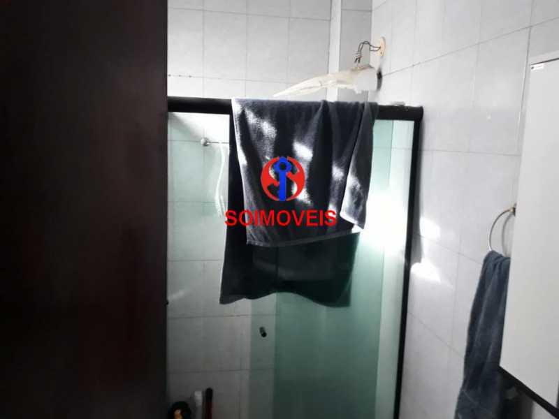 Banheiro social - Casa de Vila 2 quartos à venda Méier, Rio de Janeiro - R$ 850.000 - TJCV20077 - 6