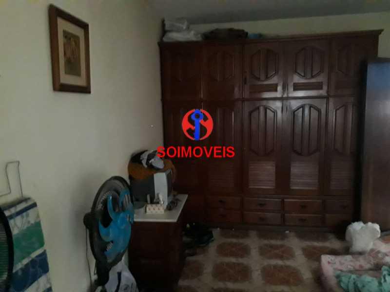 Quarto - Casa de Vila 2 quartos à venda Méier, Rio de Janeiro - R$ 850.000 - TJCV20077 - 4