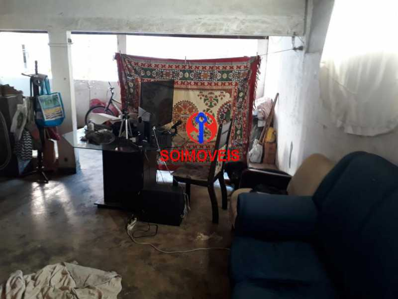 Terraço - Casa de Vila 2 quartos à venda Méier, Rio de Janeiro - R$ 850.000 - TJCV20077 - 15