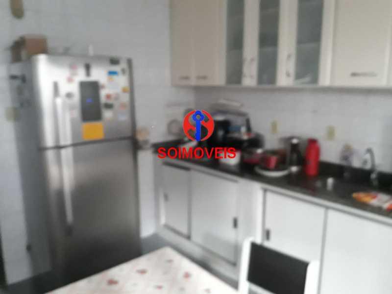 Cozinha - Casa de Vila 2 quartos à venda Méier, Rio de Janeiro - R$ 850.000 - TJCV20077 - 7