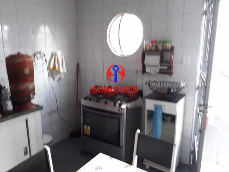 Cozinha - Casa de Vila 2 quartos à venda Méier, Rio de Janeiro - R$ 850.000 - TJCV20077 - 8