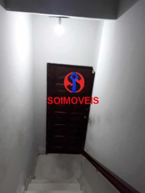 Escadas - Casa de Vila 2 quartos à venda Méier, Rio de Janeiro - R$ 850.000 - TJCV20077 - 10