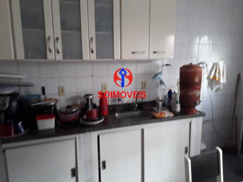 Cozinha - Casa de Vila 2 quartos à venda Méier, Rio de Janeiro - R$ 850.000 - TJCV20077 - 9
