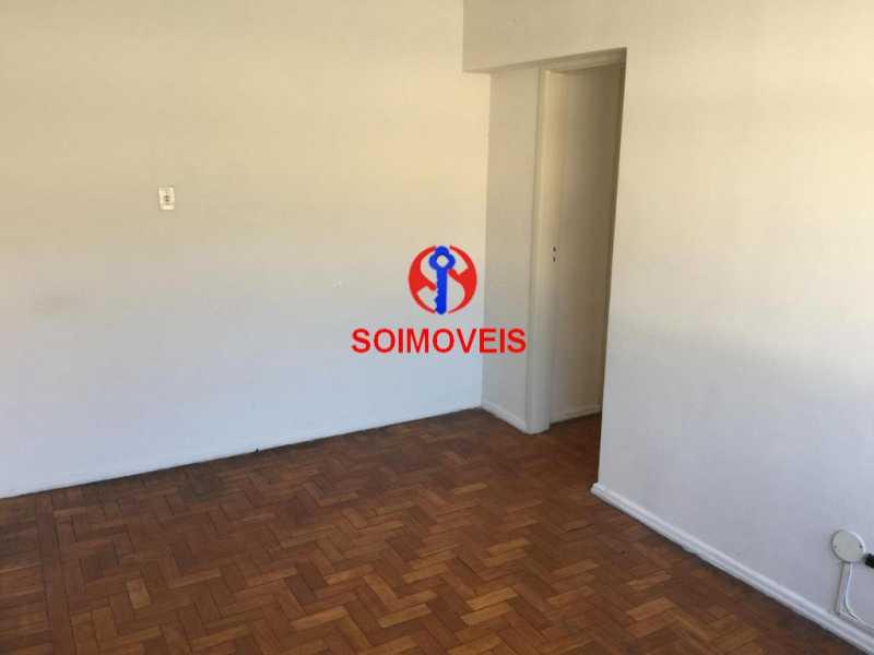 Sala - Apartamento 3 quartos à venda Lins de Vasconcelos, Rio de Janeiro - R$ 240.000 - TJAP30486 - 1