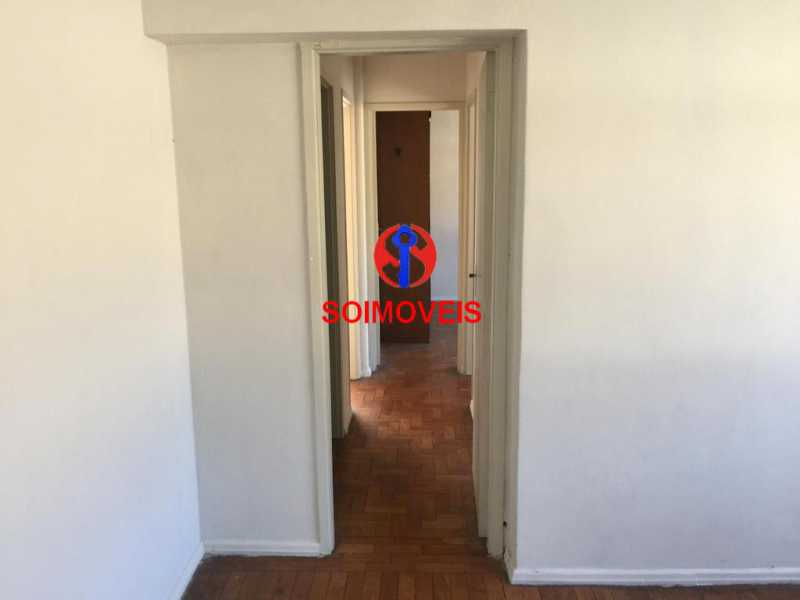 Corredor - Apartamento 3 quartos à venda Lins de Vasconcelos, Rio de Janeiro - R$ 240.000 - TJAP30486 - 3