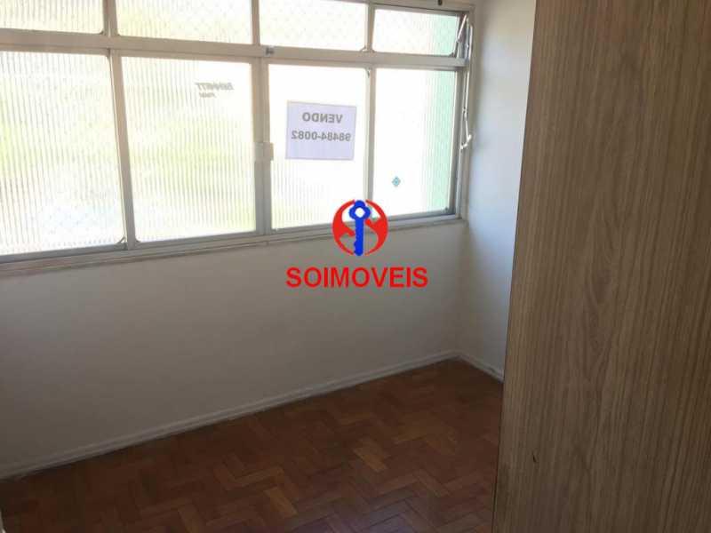 Quarto - Apartamento 3 quartos à venda Lins de Vasconcelos, Rio de Janeiro - R$ 240.000 - TJAP30486 - 4