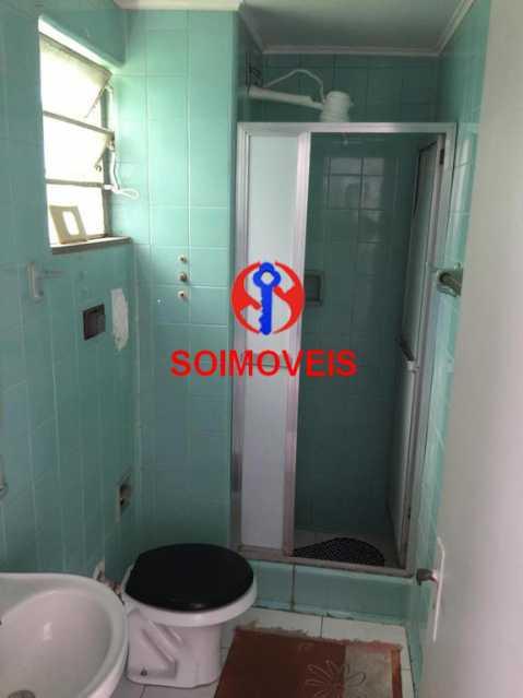 Banheiro social - Apartamento 3 quartos à venda Lins de Vasconcelos, Rio de Janeiro - R$ 240.000 - TJAP30486 - 7
