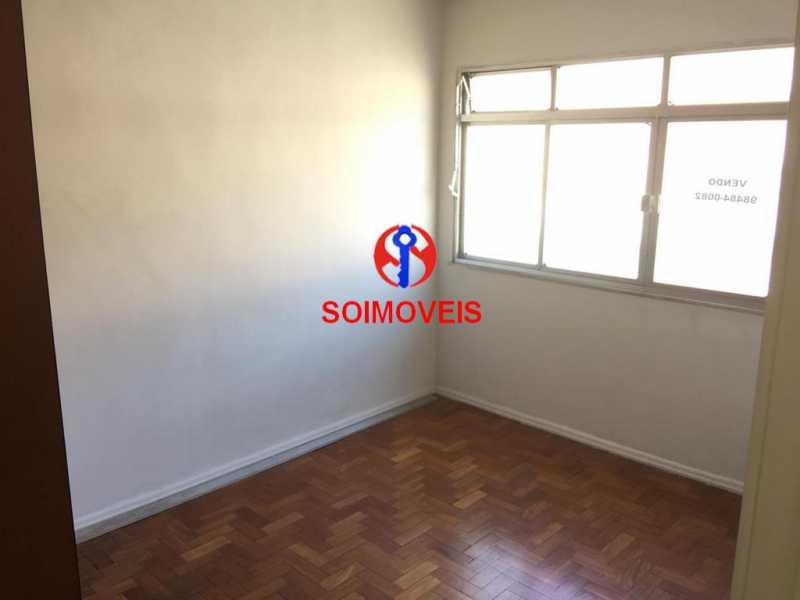 Quarto - Apartamento 3 quartos à venda Lins de Vasconcelos, Rio de Janeiro - R$ 240.000 - TJAP30486 - 5