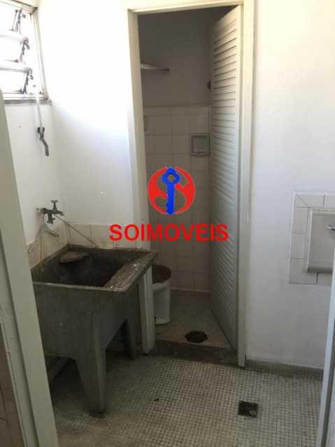 Área de serviço - Apartamento 3 quartos à venda Lins de Vasconcelos, Rio de Janeiro - R$ 240.000 - TJAP30486 - 10