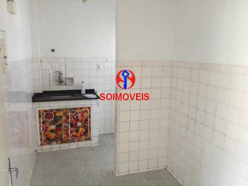 Cozinha - Apartamento 3 quartos à venda Lins de Vasconcelos, Rio de Janeiro - R$ 240.000 - TJAP30486 - 8