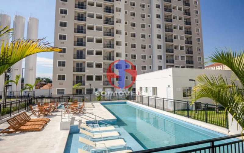 imagem39 - Apartamento 2 quartos à venda Engenho Novo, Rio de Janeiro - R$ 250.000 - TJAP21079 - 17