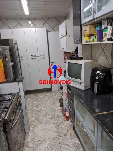 COZINHA - Apartamento 3 quartos à venda Copacabana, Rio de Janeiro - R$ 755.000 - TJAP30489 - 5