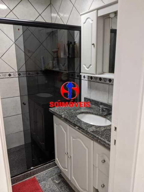 BANHEIRO 1 - Apartamento 3 quartos à venda Copacabana, Rio de Janeiro - R$ 755.000 - TJAP30489 - 14